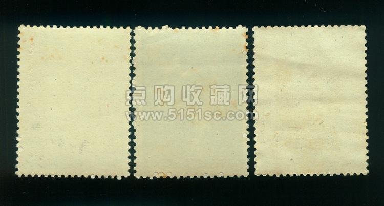 【藏品名称】特48 丹顶鹤 【藏品品相】新票,上品,背面微黄,有软折