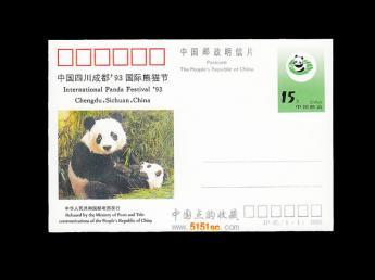熊猫就是中国最珍贵的稀有动物