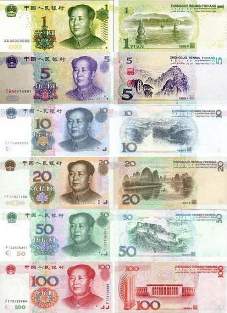 最新 版 人民币